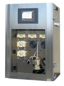 Hệ thống tự động phân tích chất lượng nước