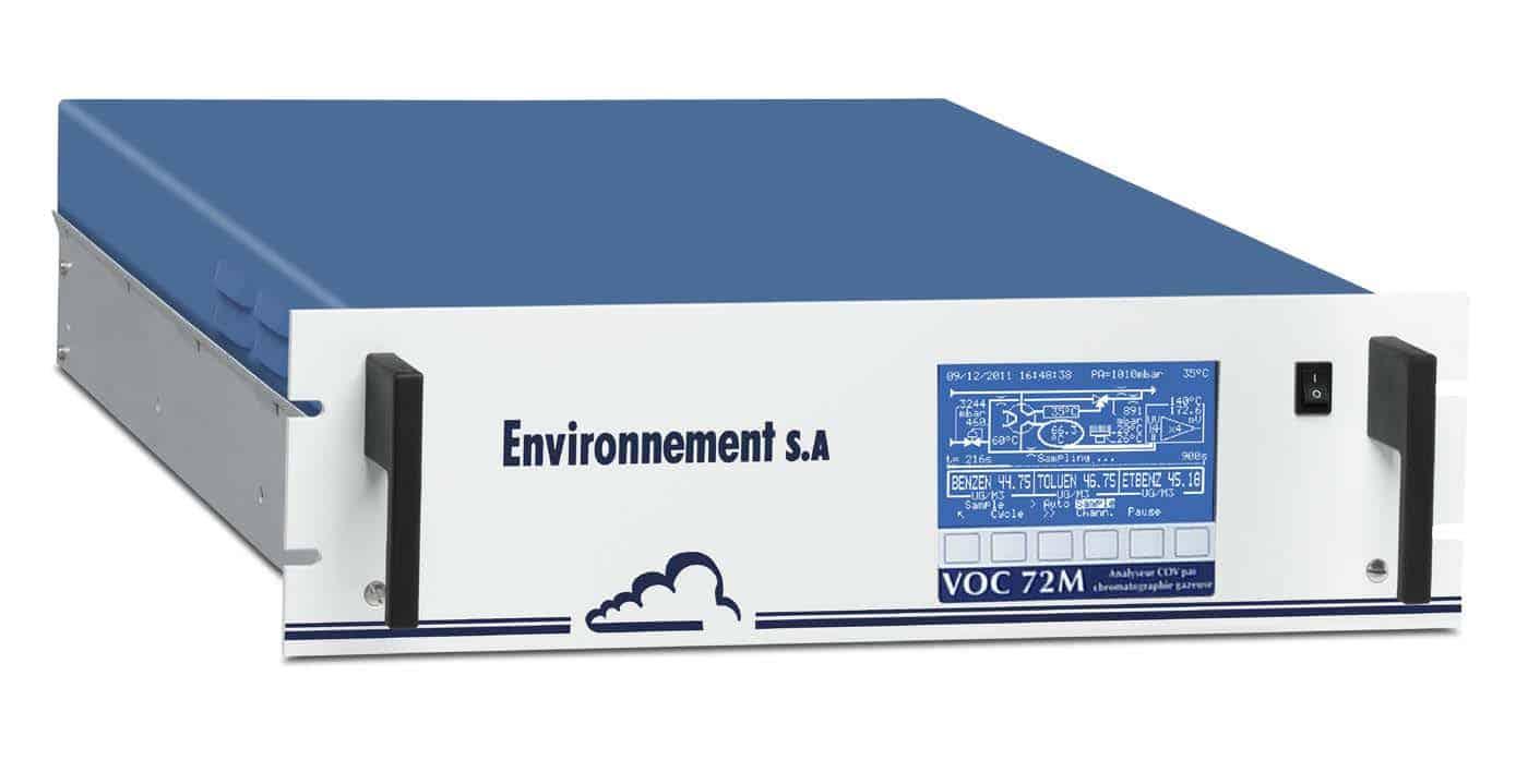 Hệ thống quan trắc khí thải VOC tự động