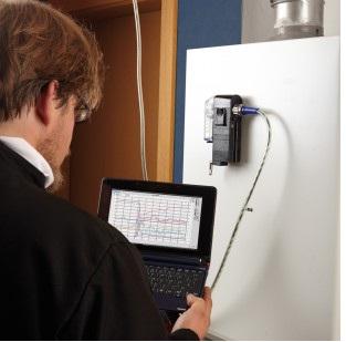 Phân tích khí thải bằng PC