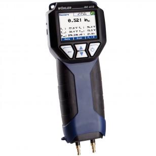 Thiết bị đo lưu lượng và áp suất khí thải