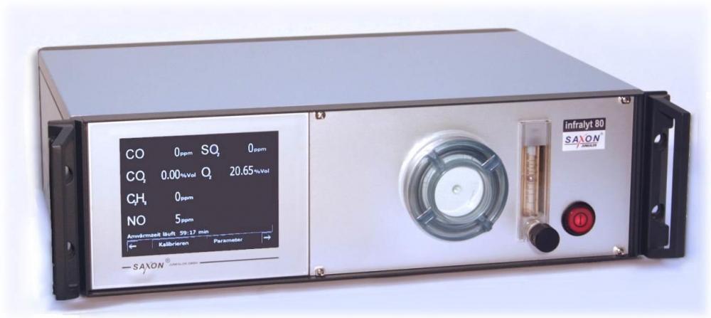 Hệ thống tự động phân tích khí thải CEMS