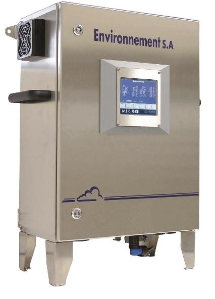 Hệ thống đo khí thải liên tục kiểu trích mẫu